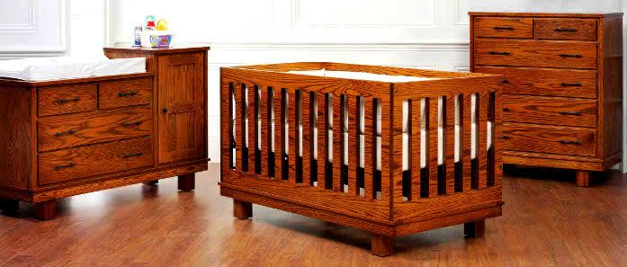 Eco Friendly Nursery Furniture Georgia Madeinusa Americanmade Ecofriendly Ecofriendlyfurniture Amish Babyfurniture Crib Nurseryfurniture