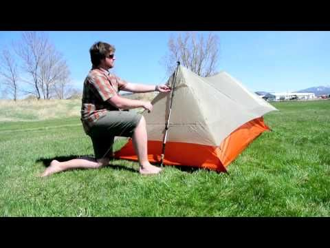Big Agnes Scout UL 2 Tent Review - //sectionhiker.com/ & Big Agnes Scout UL 2 Tent Review - http://sectionhiker.com/big ...