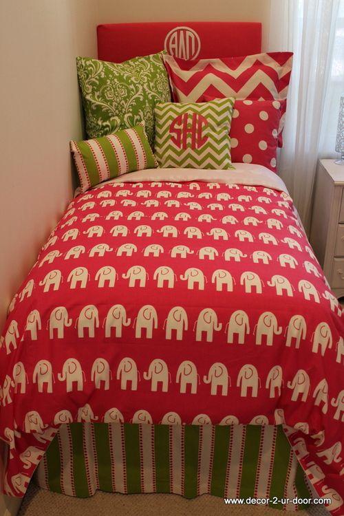Design Your Own Dorm Room: Dorm Room Bedding, Dorm