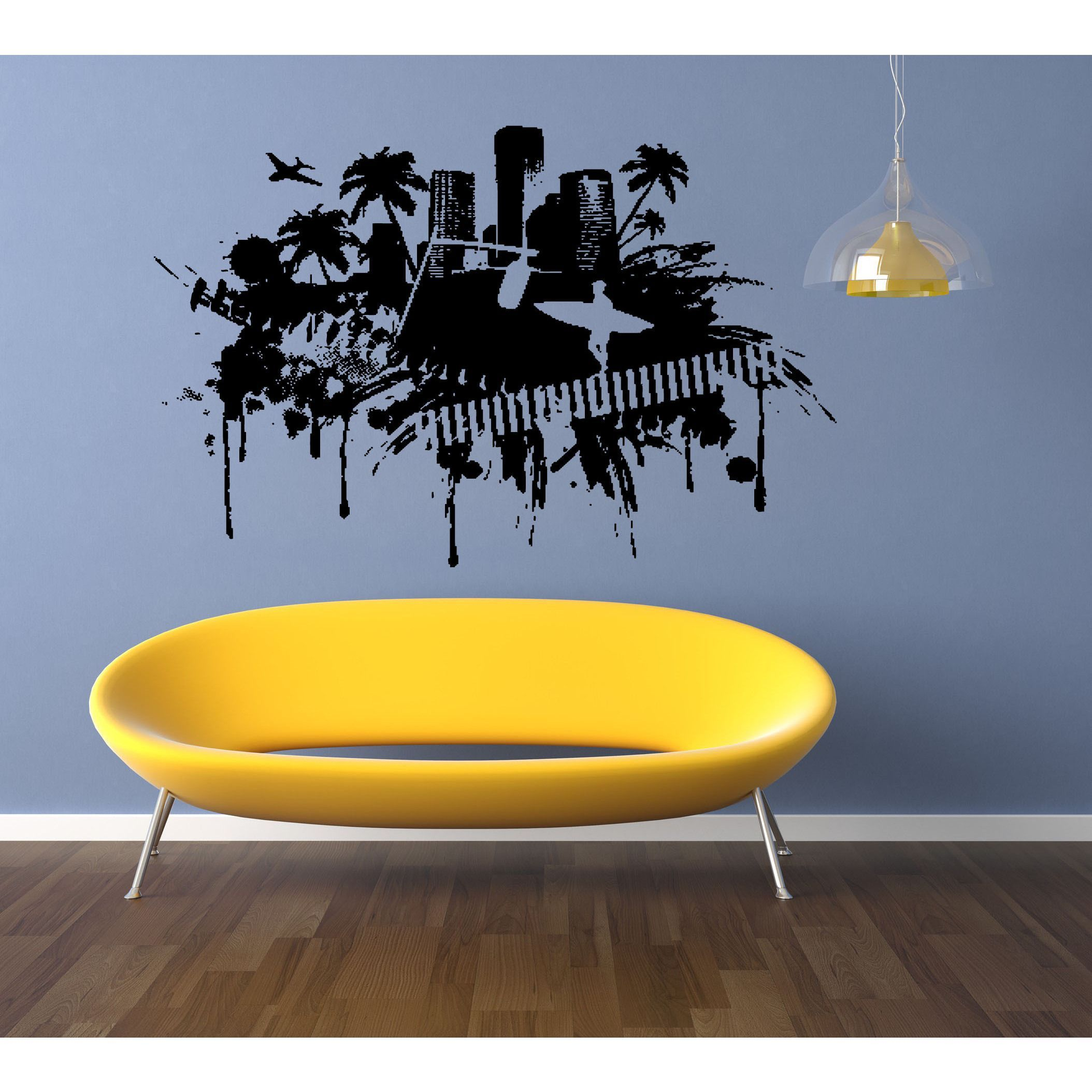 Famous Surfing Wall Art Composition - All About Wallart - adelgazare ...