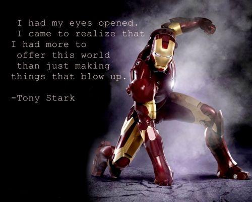 Iron Man Clothing Tumblr Iron Man Tony Stark Quotes Robert