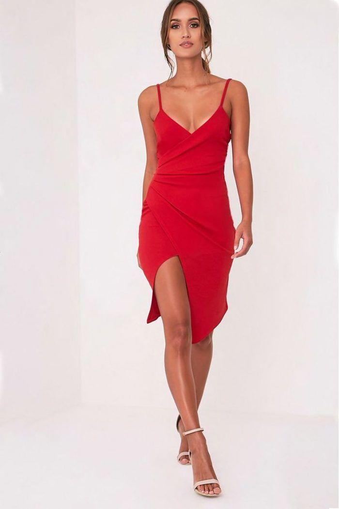 Beste rote Kleider für den nächsten Valentinstag | Rotes ...