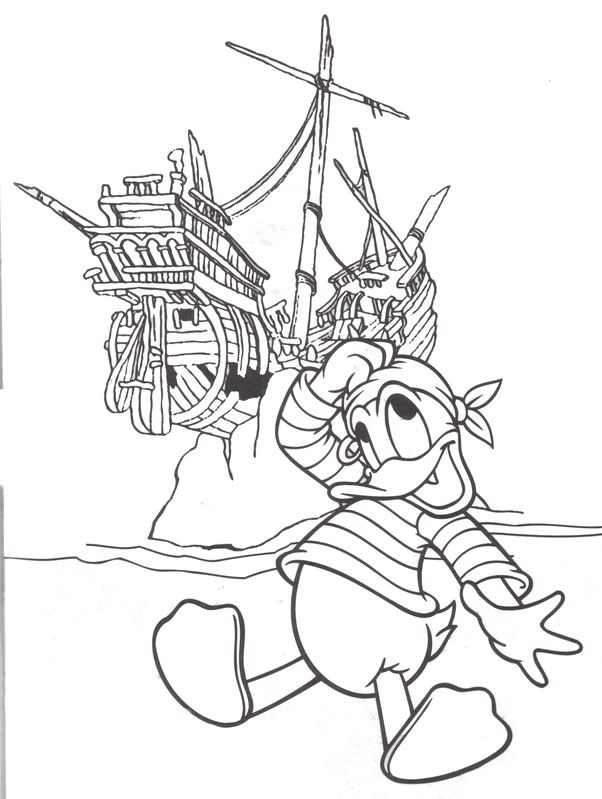Kids Disney Activity Book Updated 4 25 Epcot Around The World Pgs Added The Dis Discussion Pirate Coloring Pages Disney Coloring Pages Coloring Books