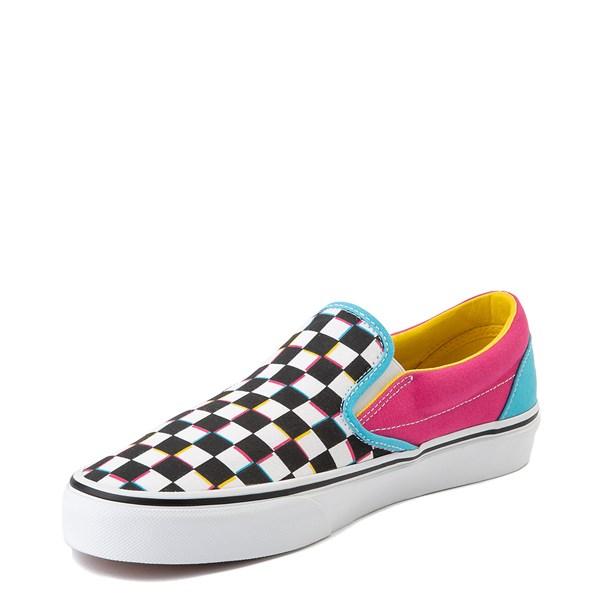 Vans Slip On Checkerboard Skate Shoe Multi In 2020 Vans Slip On Vans Shoes Fashion Vans