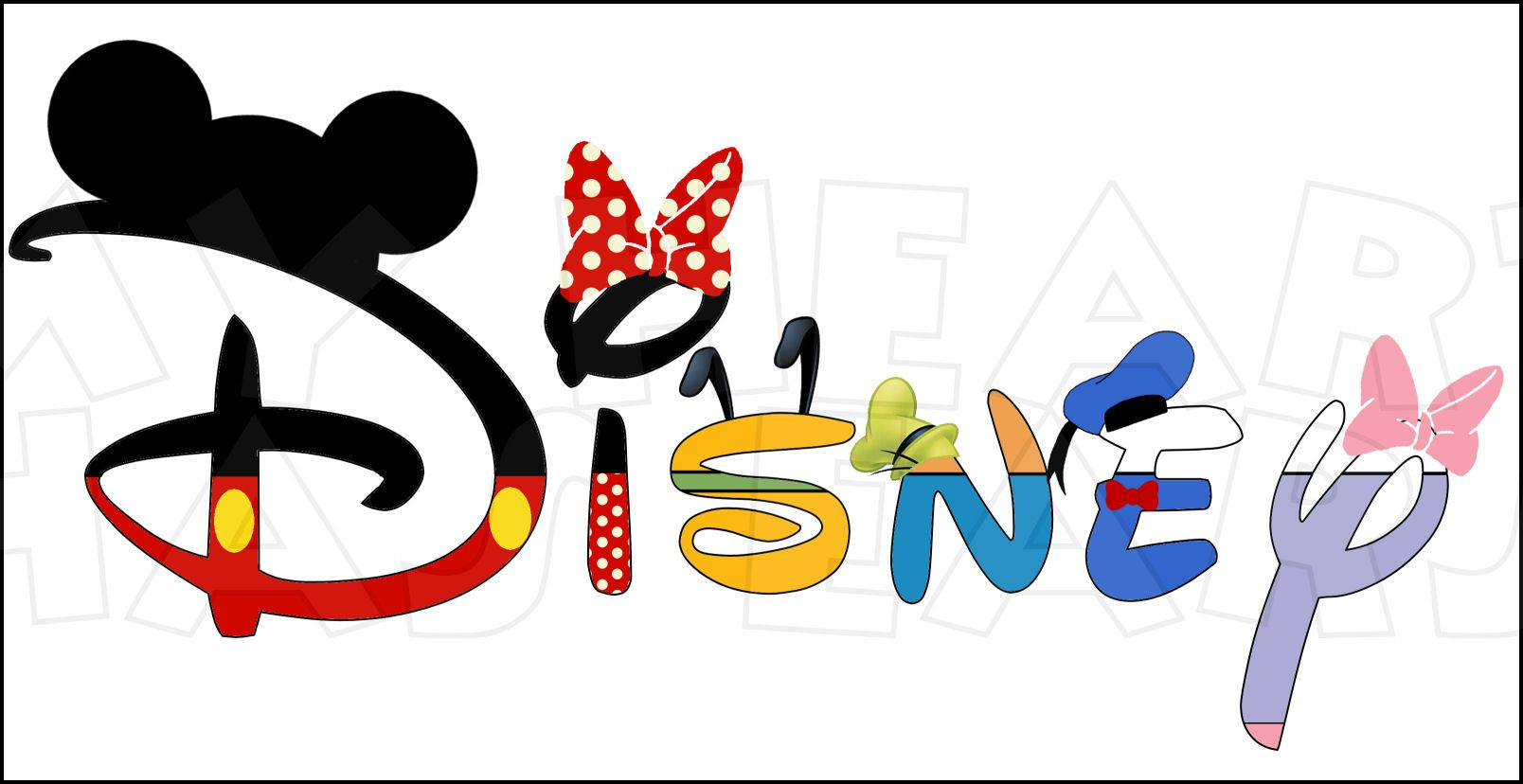 Disney World Clipart Disney Clipart Disney Word Disney Scrapbook