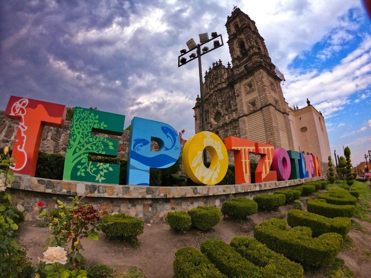 Tepotzotlán es un pueblo mágico del Estado de México.