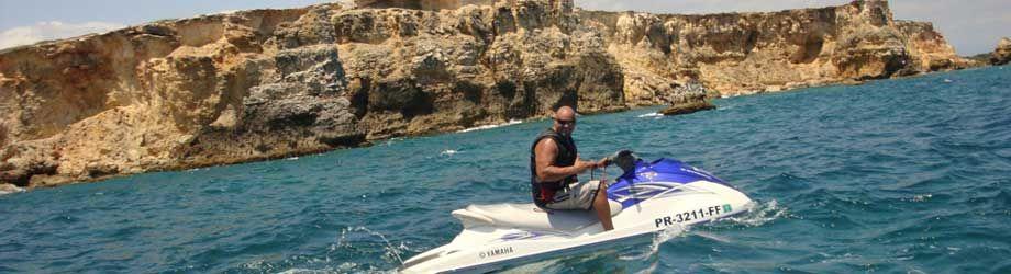 Jet ski tours puerto rico ski touring vacation trips tours