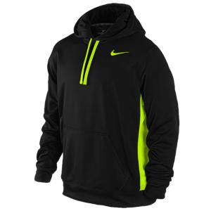 the latest 5e128 4dce3 Nike KO Hoodie - Men s - Black Volt