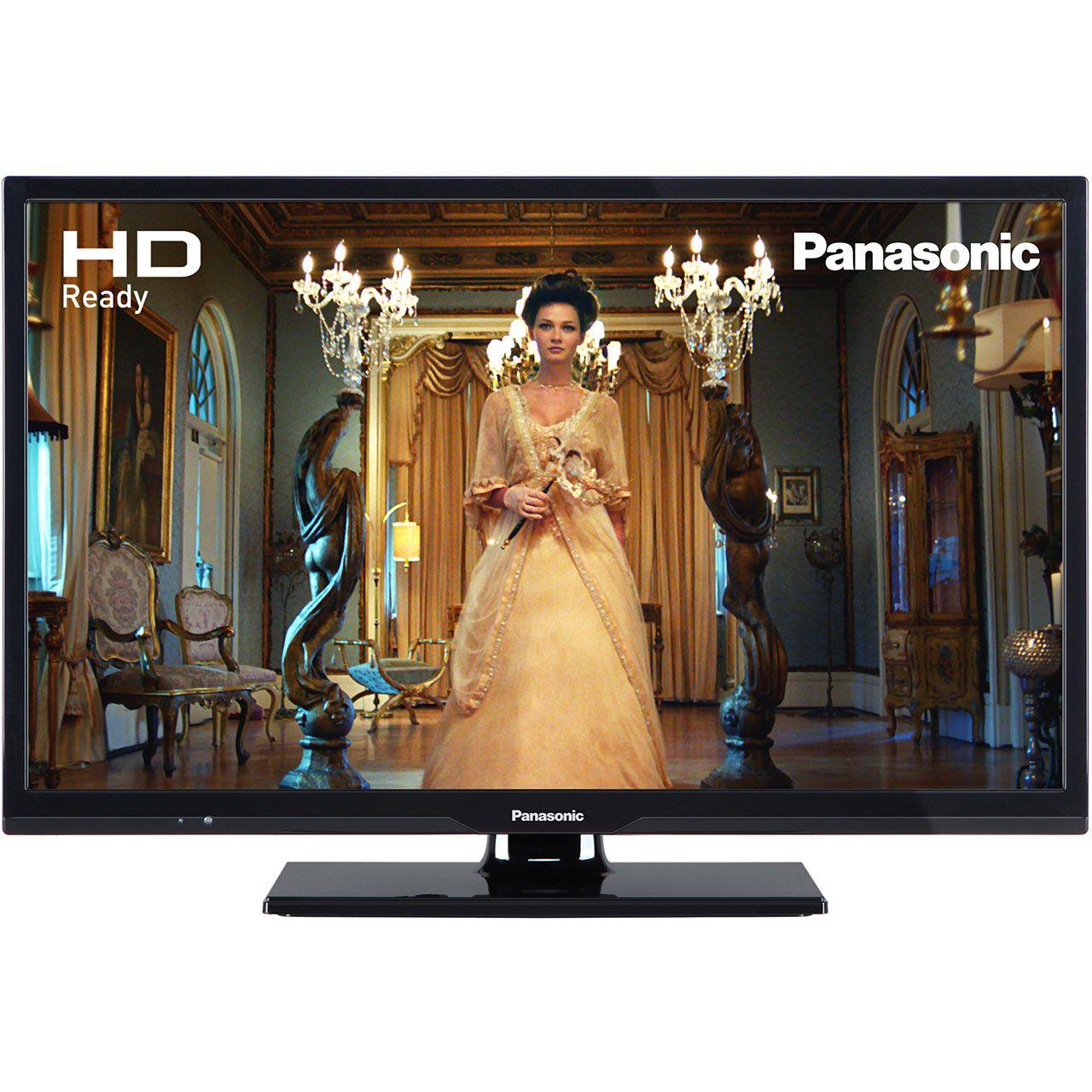 Tx 24d302b Panasonic Led Tv Ao Com Http Mytvs Co Uk Led Tv  # Port Television En Bois