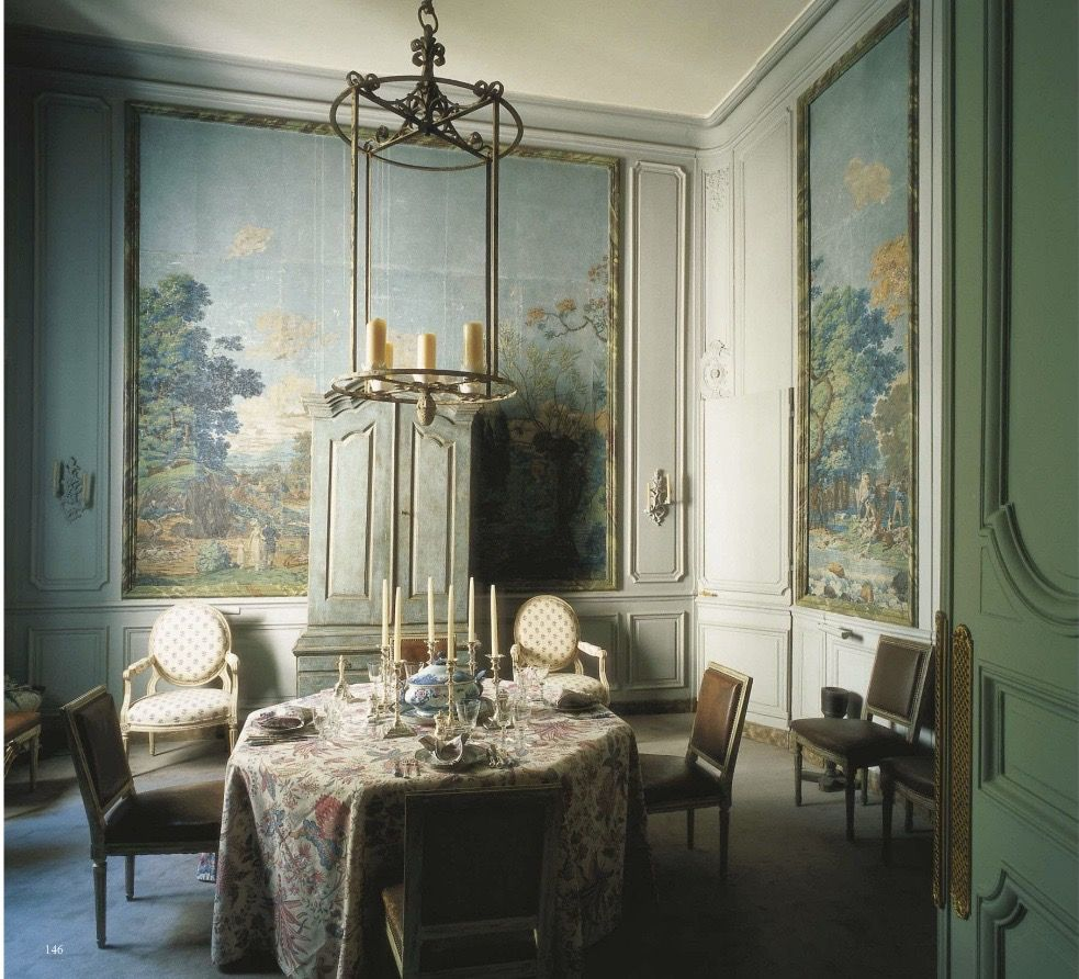 Greenhouse Apartments: Habitually Chic® » Green Is Good: Paris Edition