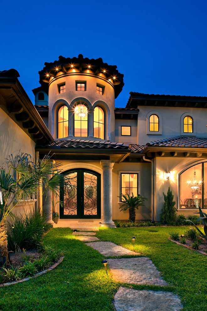 Remodel You Home With These 5 Gorgeous Custom Window Designs In 2020 With Images Tuscan House Mediterranean Homes Mediterranean Style Homes