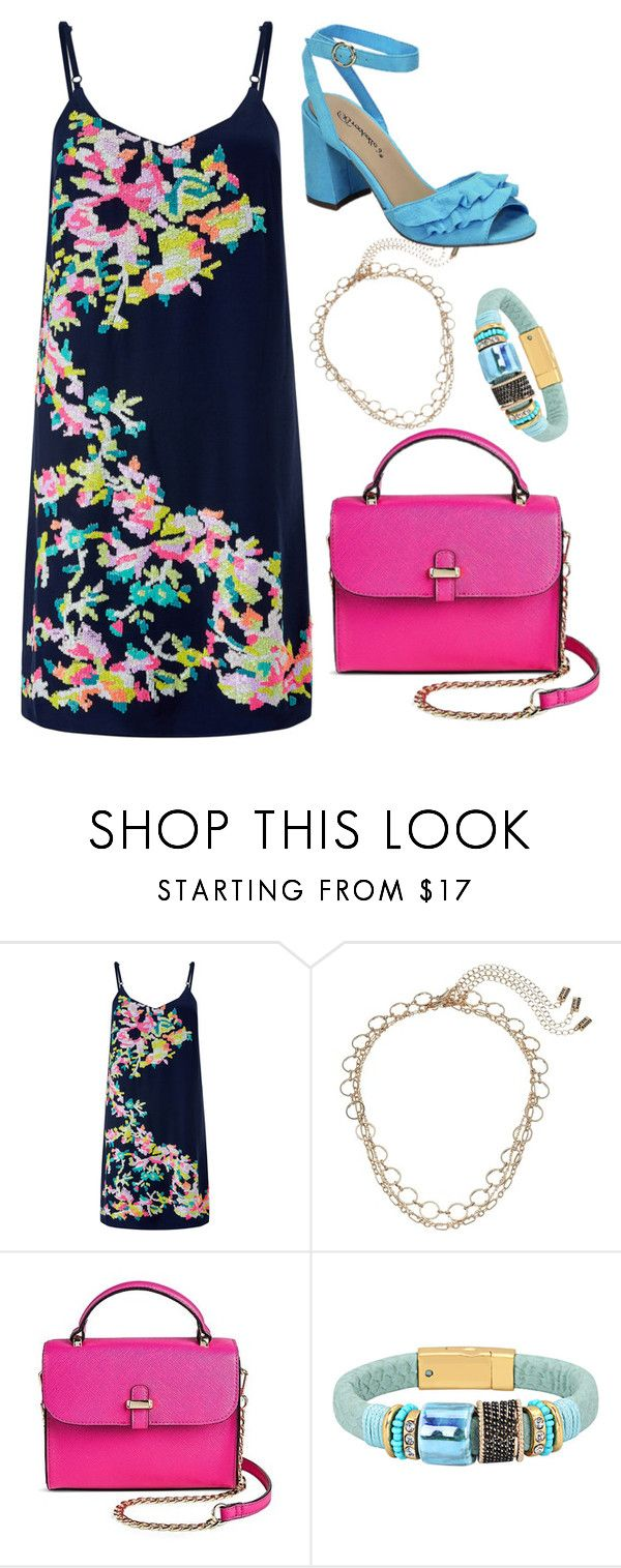 """Sans titre #2513"" by meryem-mess ❤ liked on Polyvore featuring Monsoon, Steve Madden, Merona and Breckelle's"