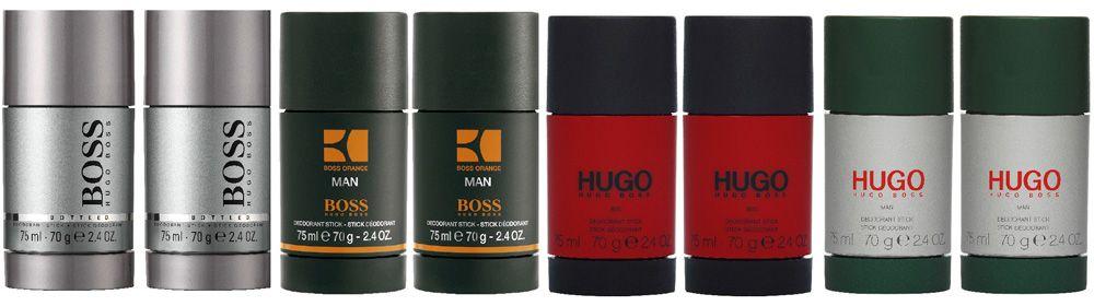 Hugo Boss Deo Stick Tuplapakkaus Hugo Man Boss Orange Man Hugo Red Hugo Just Different Boss Bottled Tai Boss Bottled Night Deo Sti Juhla Asu Reno Miehet