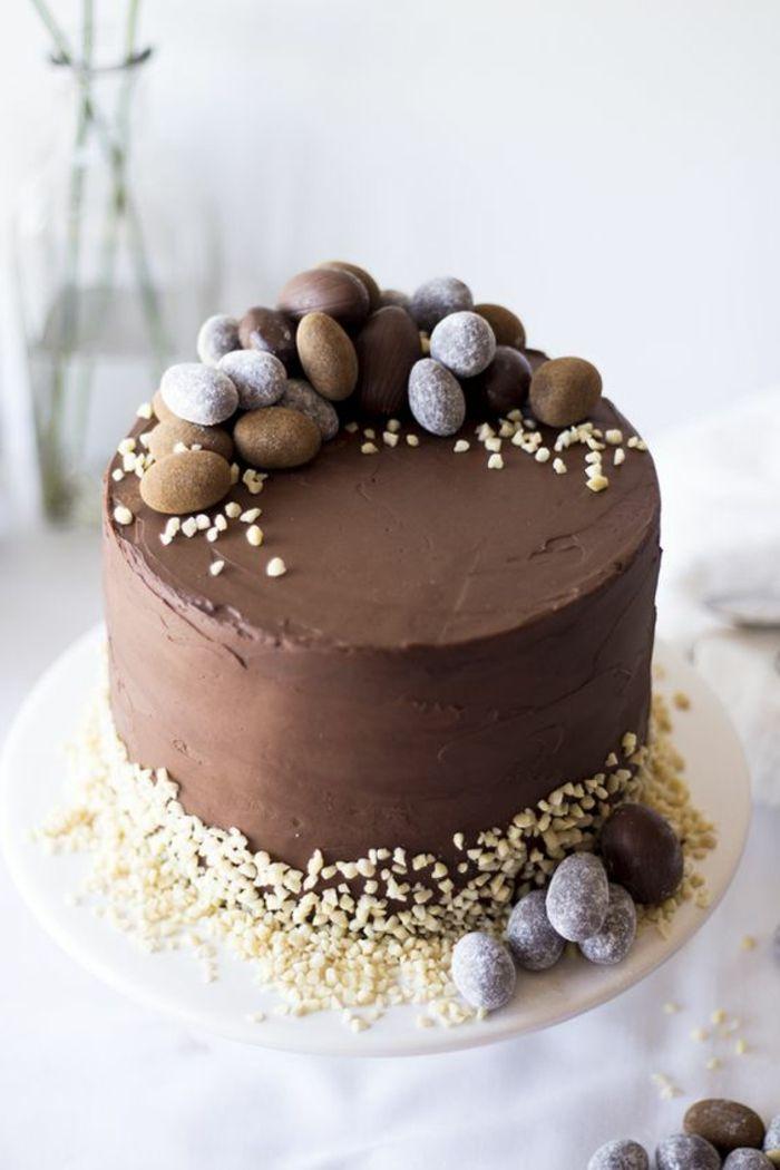 ▷ 1001+ tolle Ideen für genussvolle Motivtorte Ostern #celebrationcakes
