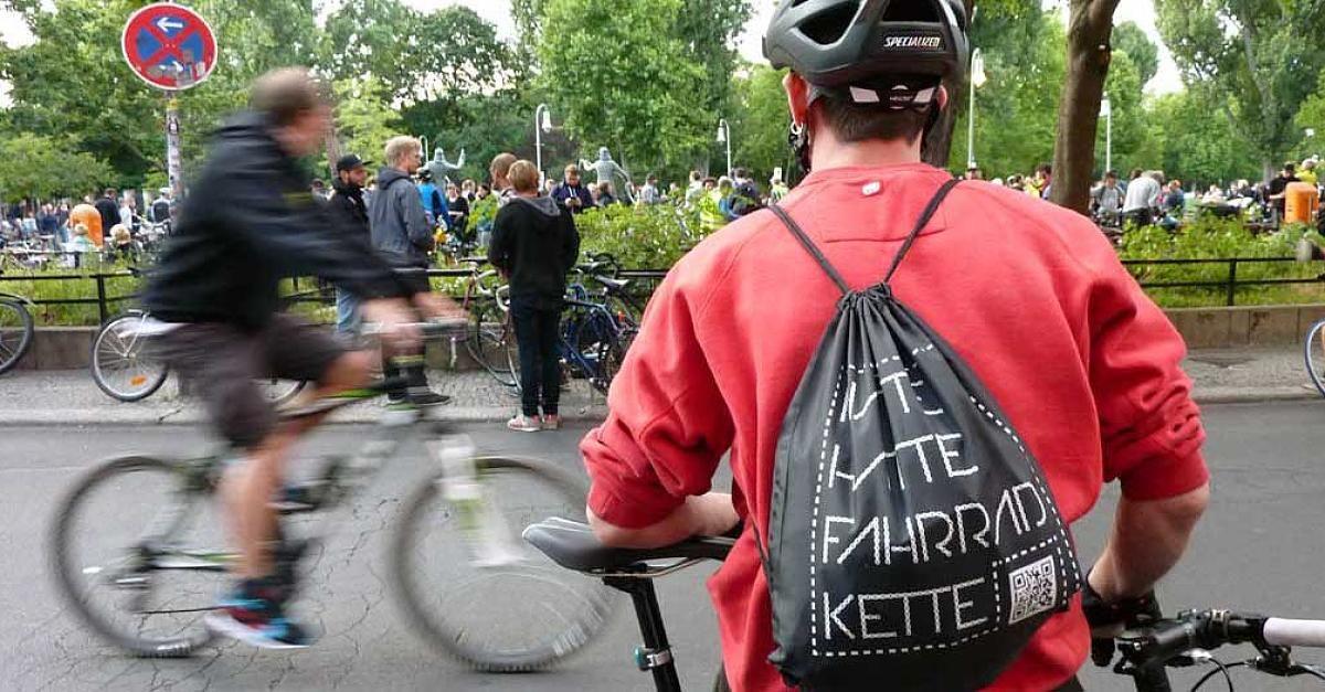 Film fahrradkette hätte hätte ACADEMY PROJEKTTAG