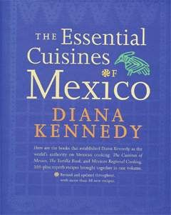 Buy Mexican Cookbook - The Essential Cuisines of Mexico by Diana Kennedy at MexGrocer.com, a nationwide online grocery store for authentic Mexican food, recipes, Mexican cookbooks and culture.