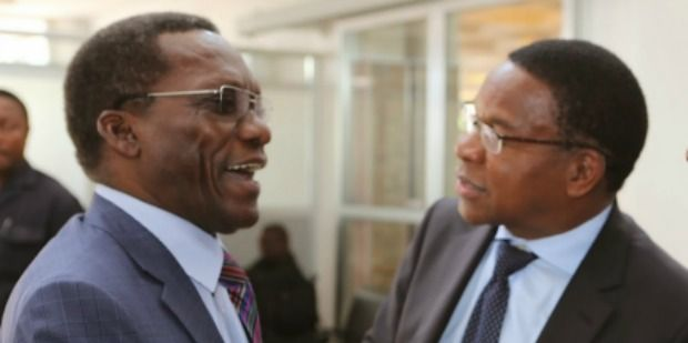 NEWS AT TOP: Membe, Pinda 'wajiengua' mbio za urais
