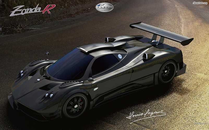 Pagani Zonda R. You can download this image in resolution 1920x1200