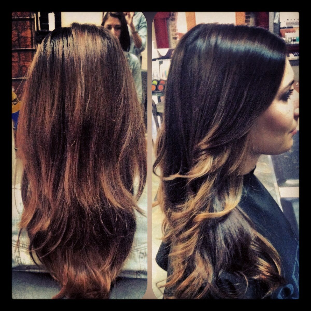 New Ombre Natural Highlights Hair By Marissa Mazza Hair