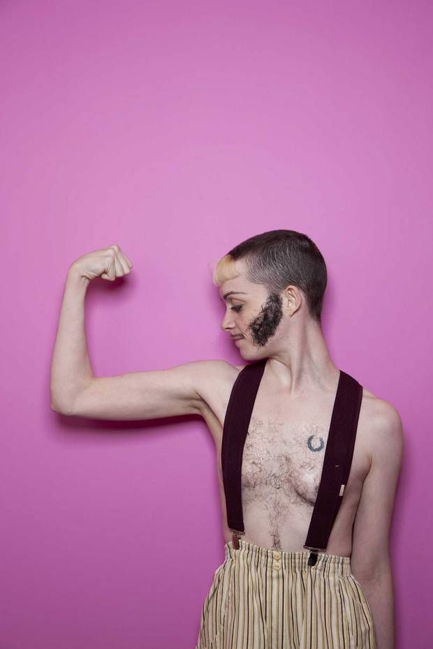 Man up: The world of the 'drag king' | Drag king, Suspenders and ...