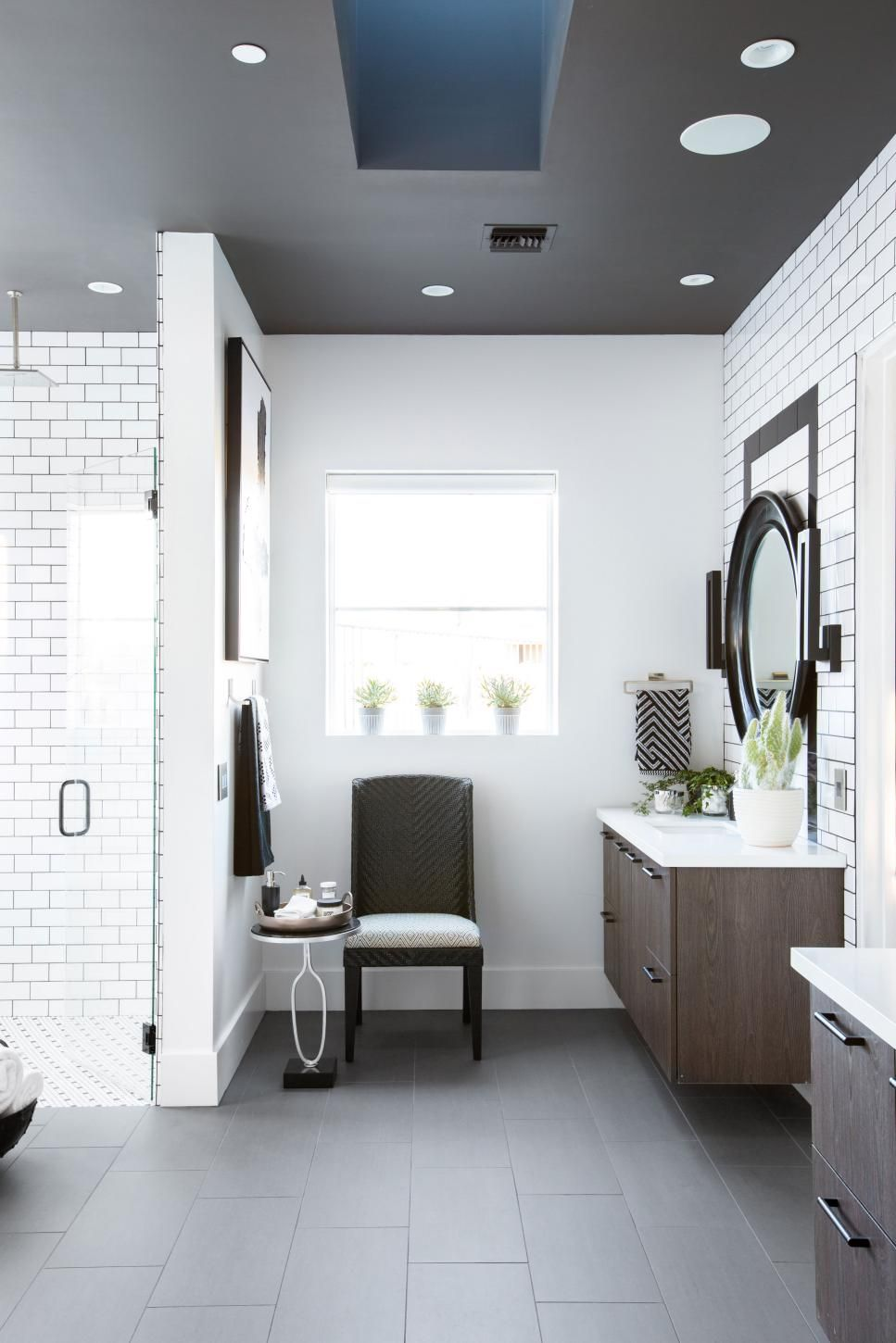 House Tour Master Bath: This Luxurious Master Bath With High-tech Features For The