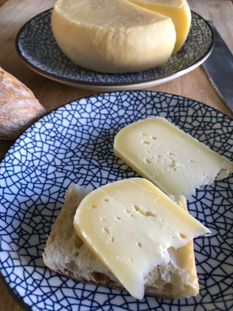 Faire son fromage : une belle tomme de vache - Ciloubidouille