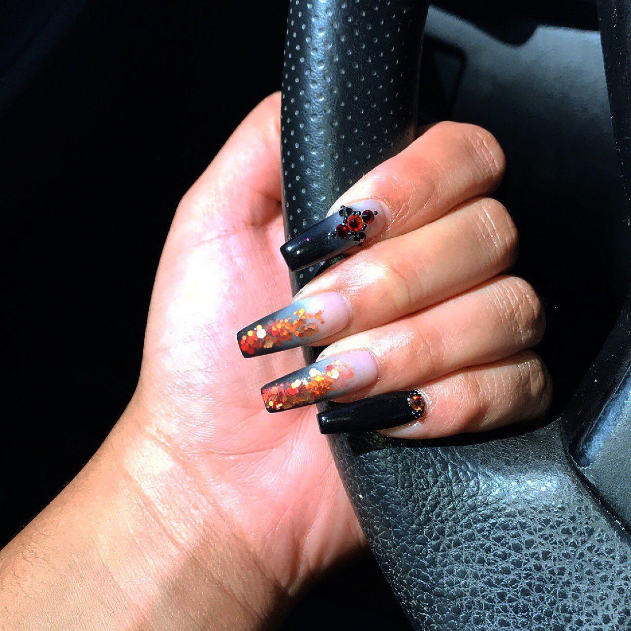 Check out simonelovee   The Nail Salon  Pinterest  Nails