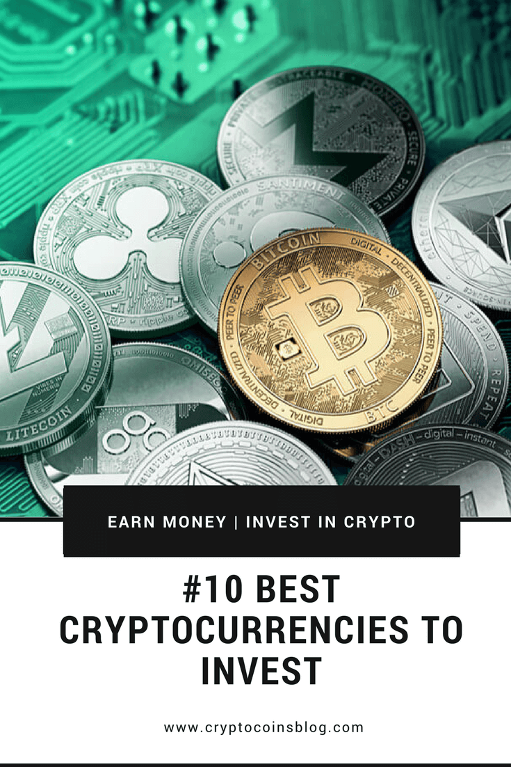 Best Cryptocurrencies for Invest 2018 - The Cryptocoins Blog
