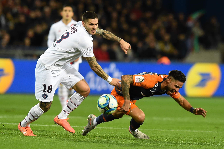 Ligue 1 gol en contra de Paredes y el sello de Icardi en