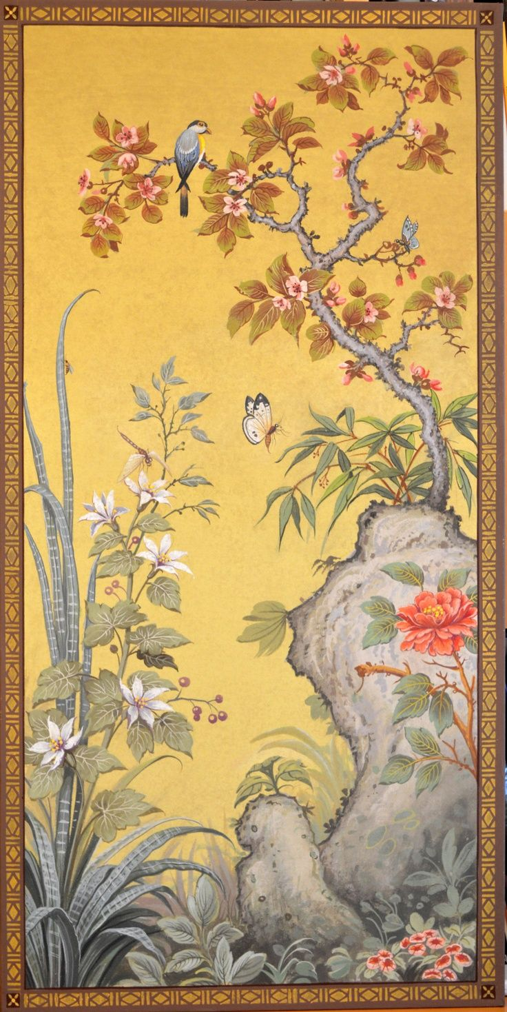 Panel para decoupage | Designs, Asian | Pinterest | Chinoiserie ...