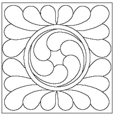 FREE Quilting Motifs PG3 tons of free quilting motifs and some ... : free quilting motif patterns - Adamdwight.com