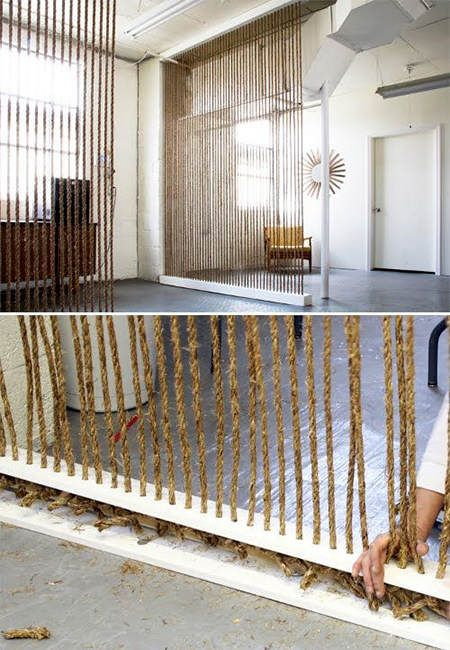 fc84a82e9e034cb9989e6f9453e545a6 diseño interior Pinterest - muros divisorios de madera