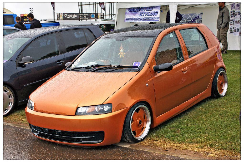 Punto 2 Tuning 1 Tuning Fiat Daihatsu Cars