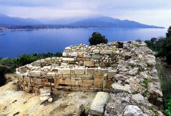 Has Aristotle's tomb been found?