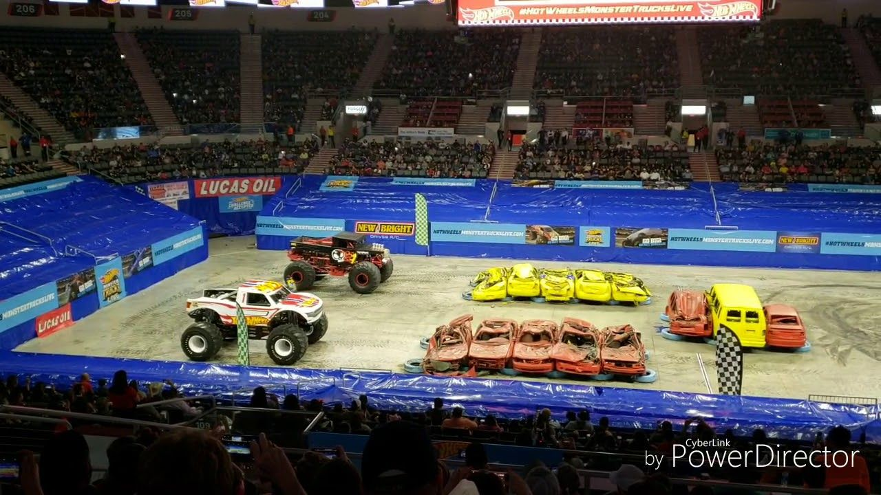 Hot Wheels Monster Truck Live Monster Trucks Truck Living Hot Wheels