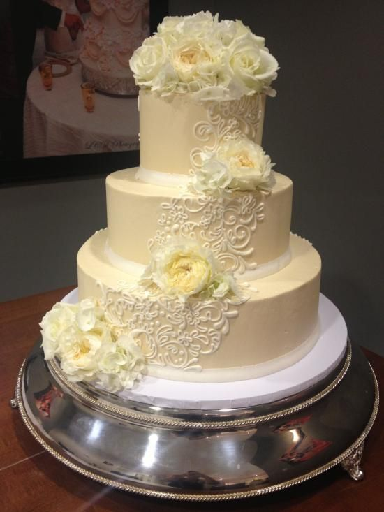 Classic Wedding Cakes-old version | Pretty Cakes, Cupcakes & Cookies ...
