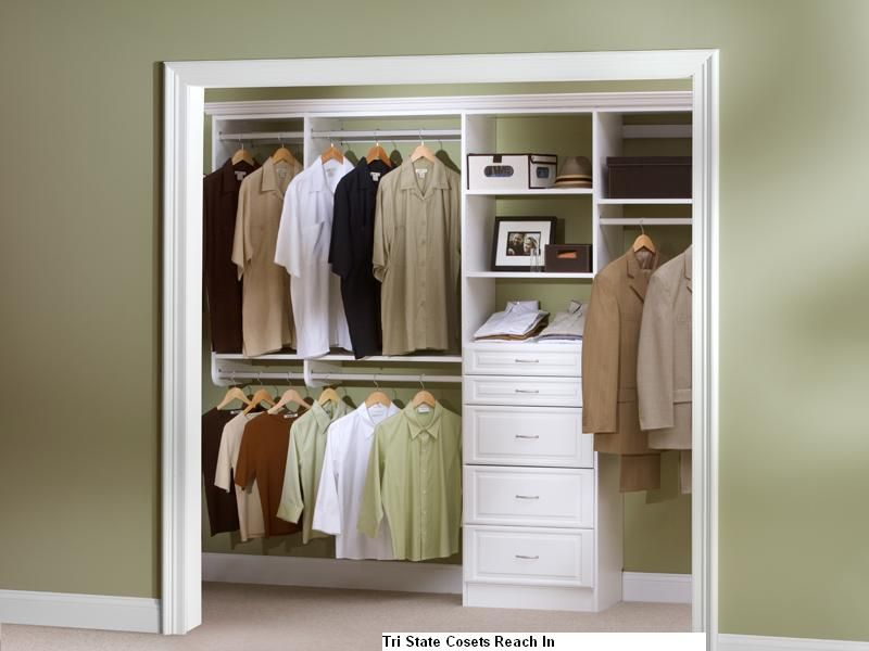 reach in closet systems. Reach In Closet Design Systems O