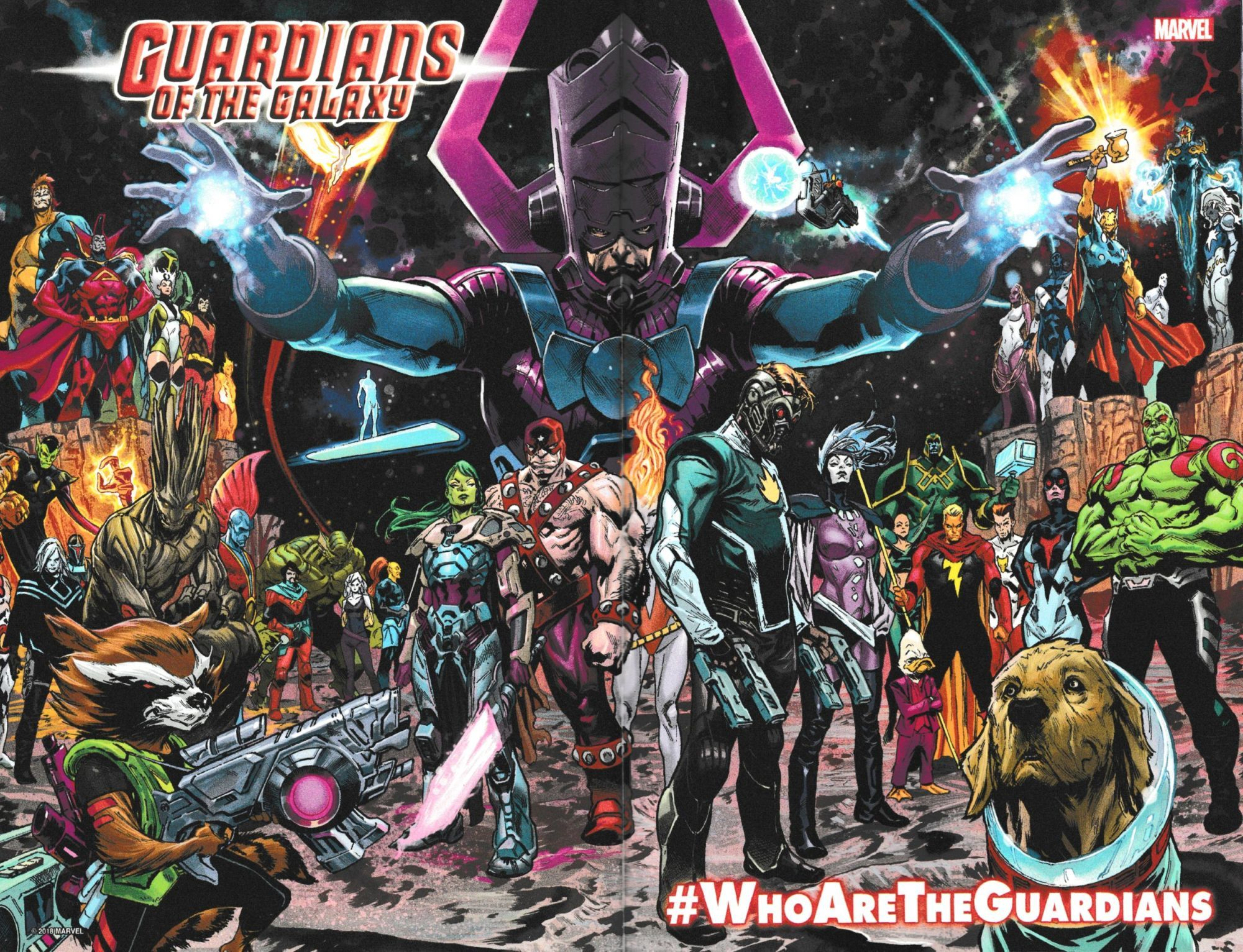 A League of Extraordinary Guardians of the Galaxy from Donny Cates ...