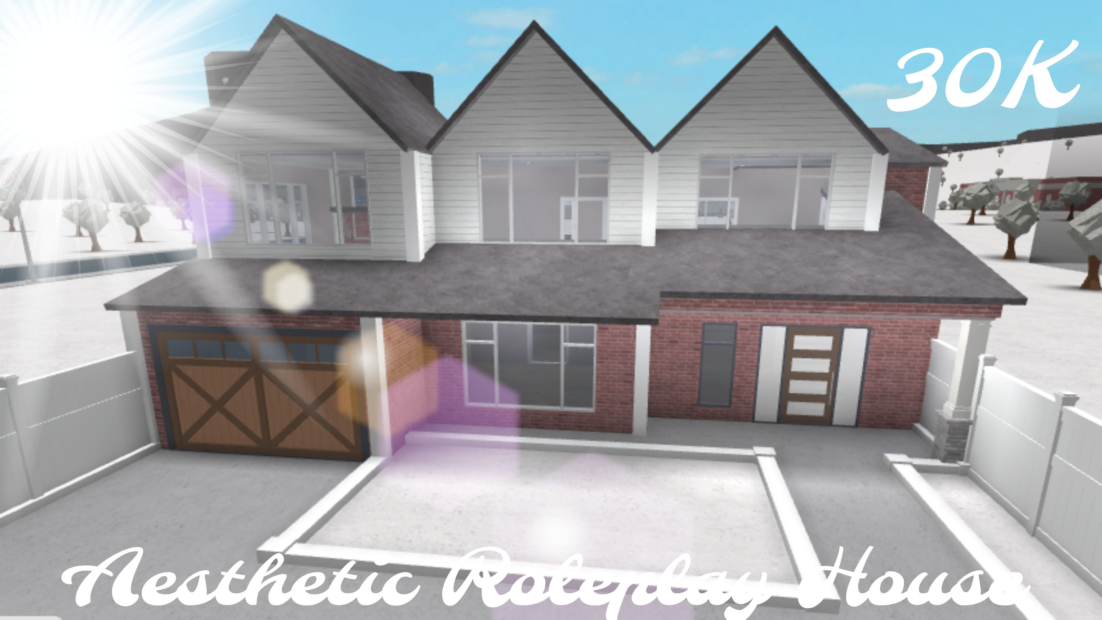 Aesthetic Roleplay House Modern House House Plans With Pictures Family House Plans House bills, house permissions, or household? aesthetic roleplay house modern house