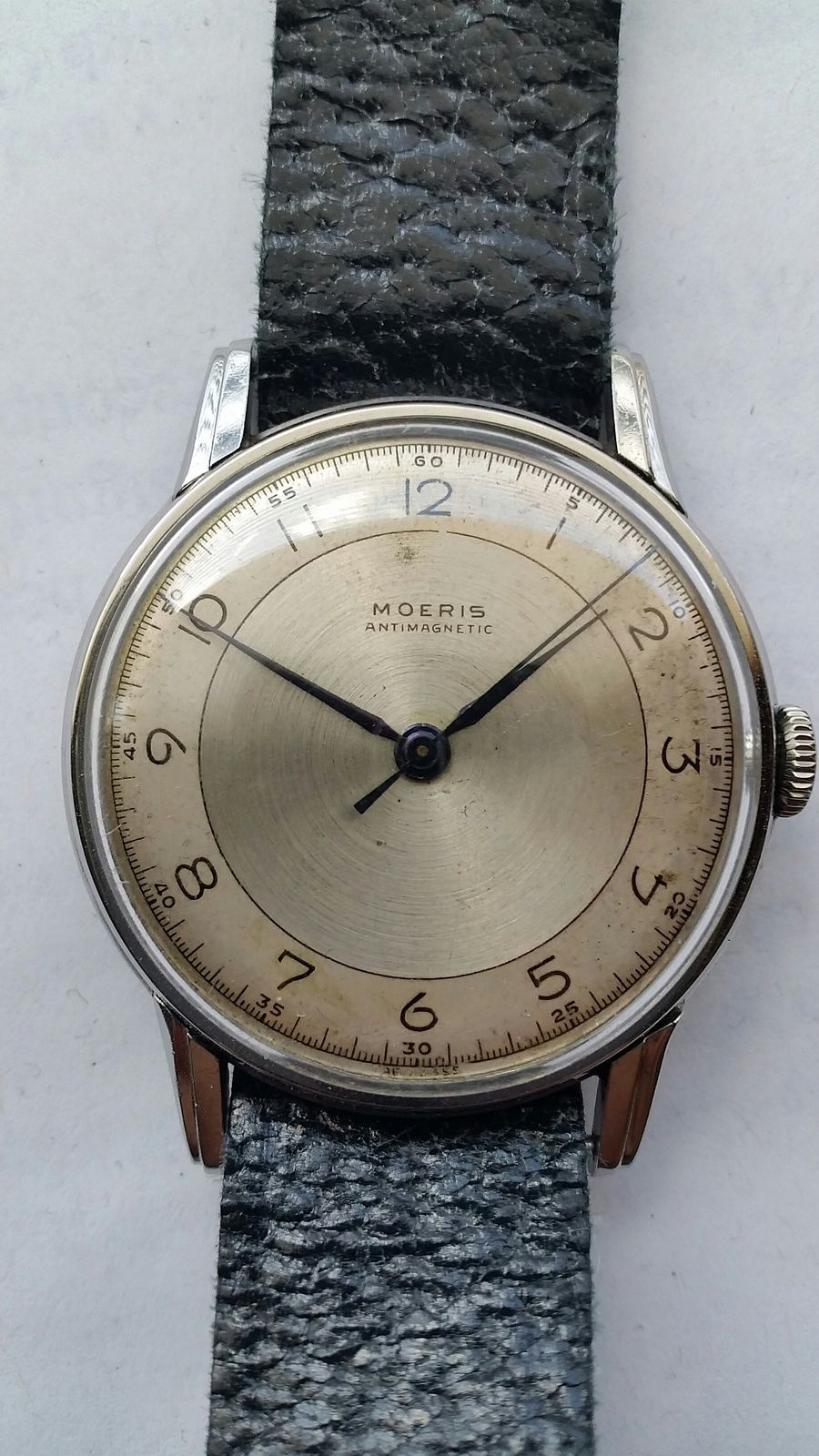4761a3b2cac3b2 Blita square gents watch . Vintage 1950 s . Blita collectors watch with  unknown Swiss made caliber
