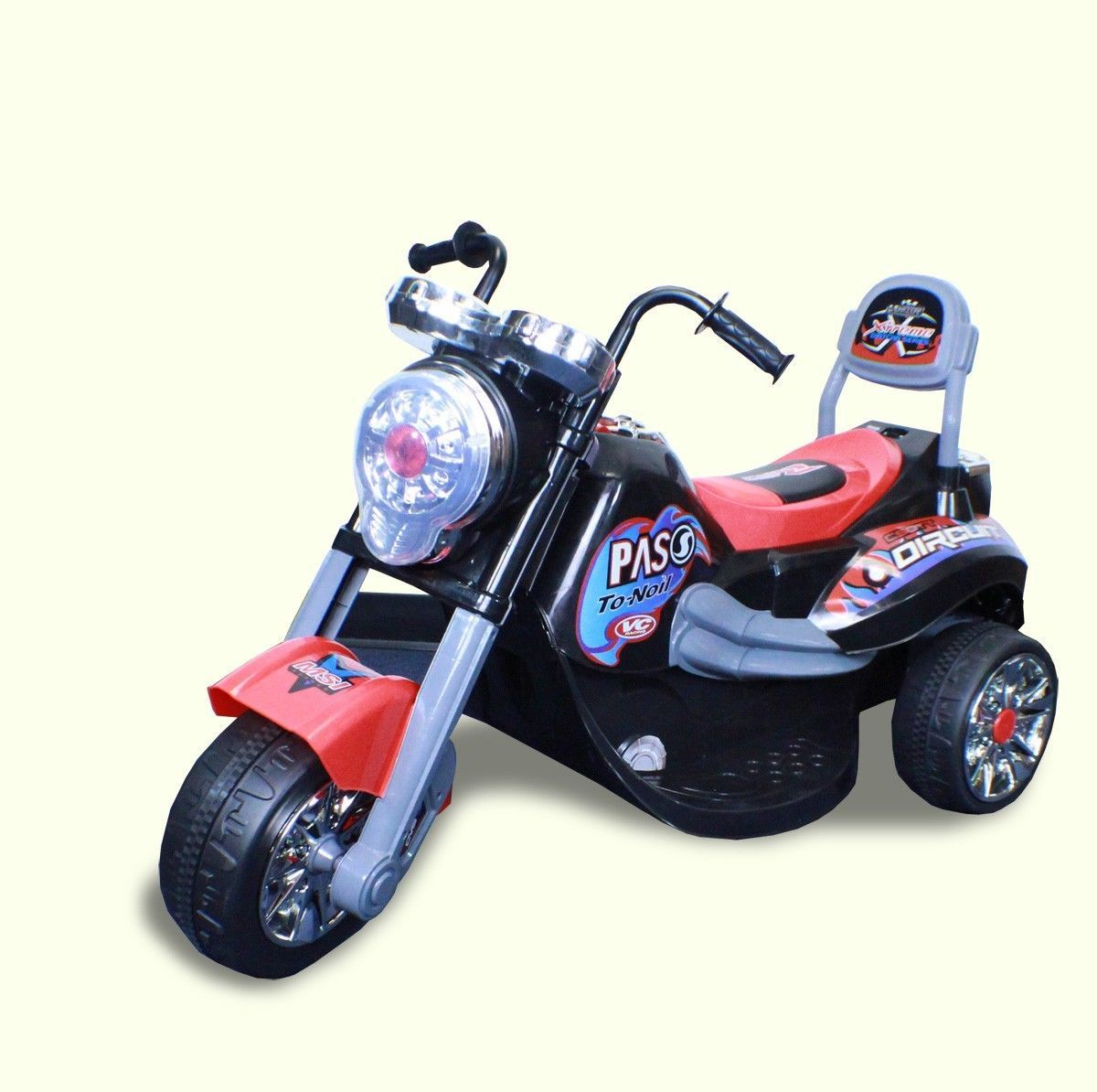 Toys cars for kids  New Battery Powered Kids Ride On Toy Chopper Motorcycle Car  Wheel