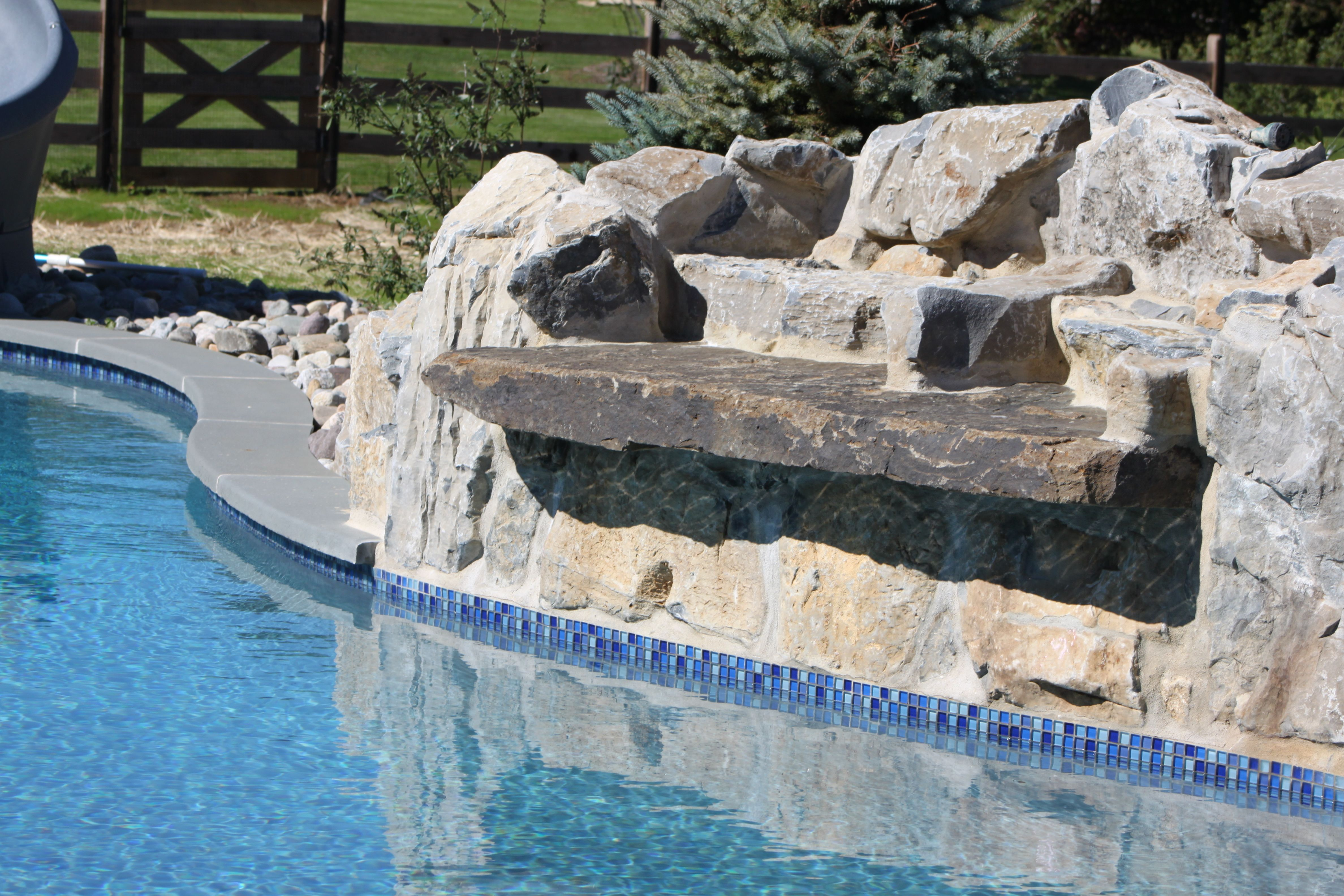 Pools with Waterfalls | Pools with Waterfalls | Pinterest ...
