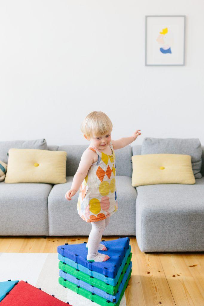 Kinderzimmer einrichten Mit den Spielmatten