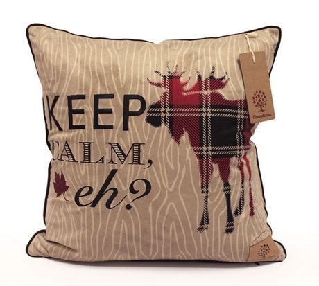 Canadiana Decorative Cushion for sale at Walmart Canada Shop and