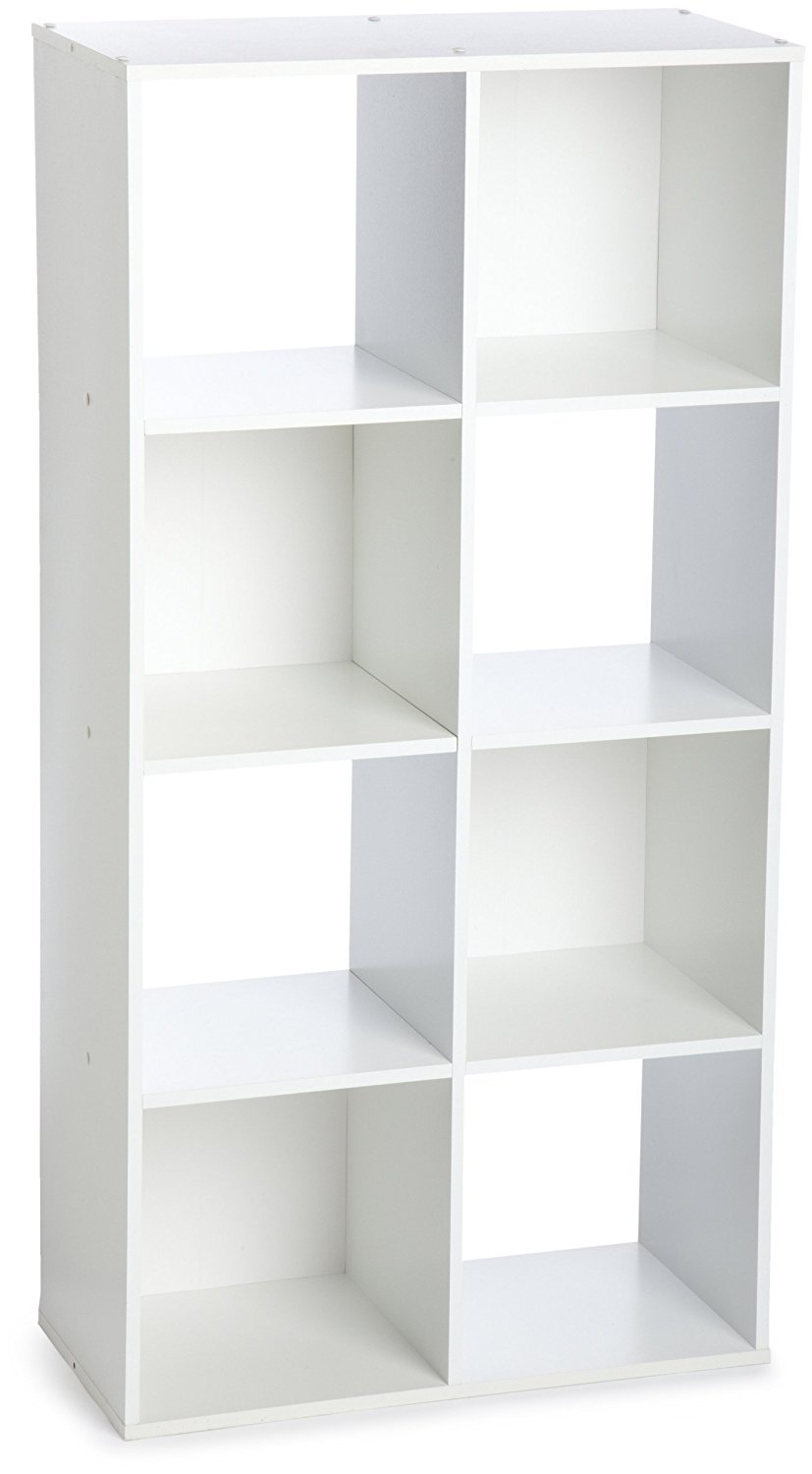 Cubeicals 4 6 8 9 Or 12 Cube Cubical Storage Display Organizer Only 10 In Stock Order Today Product Descri Cube Organizer Storage Closet Organization Shelving