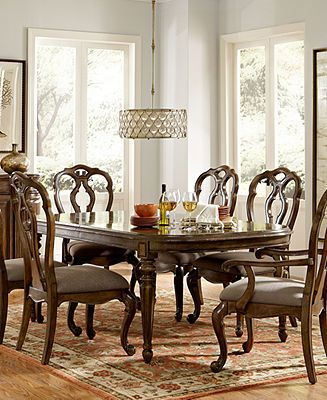 Fairview Dining Room Fair Fairview Dining Room Furniture  Furniture  Macy's  Furniture Inspiration