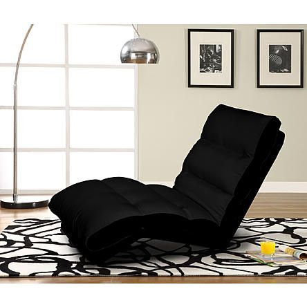 Lifestyle Solutions Turbo Convertible Chaise Lounger $130