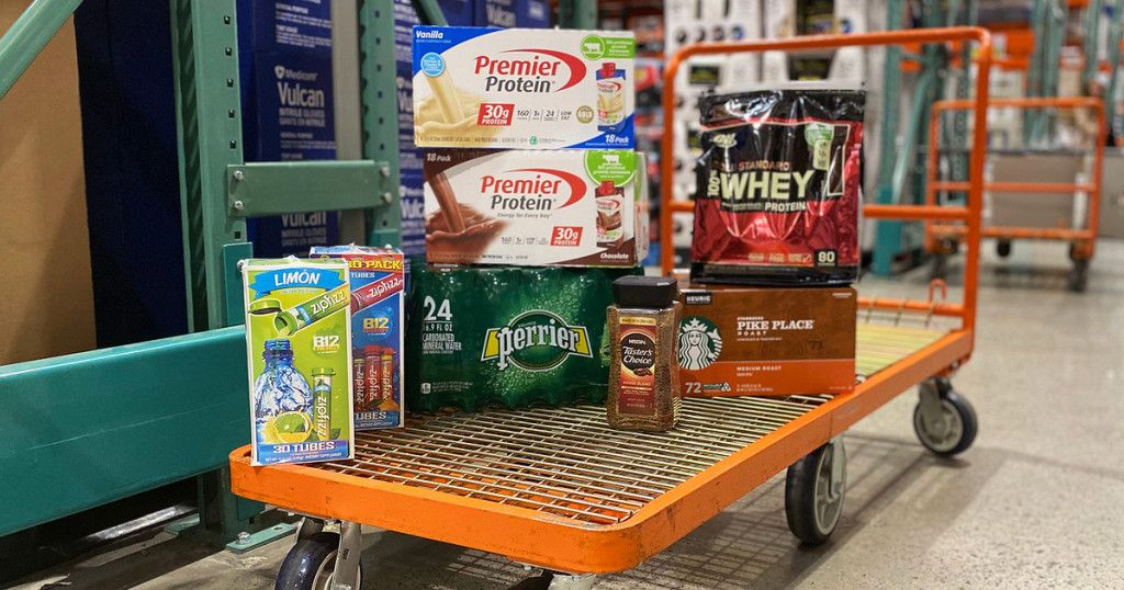 100 LowCarb Foods to Score at Costco and Sam's Club