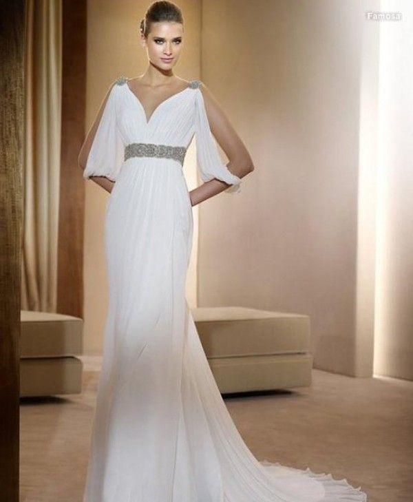 vestidos de novia estilo griego | me lo pongo! | pinterest | greek