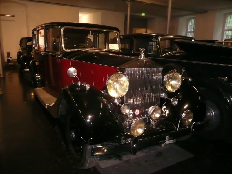 RollsRoyce Museum, Dornbirn, Austria Dornbirn, Rolls